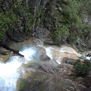 WATERFALL by navigatorsteel