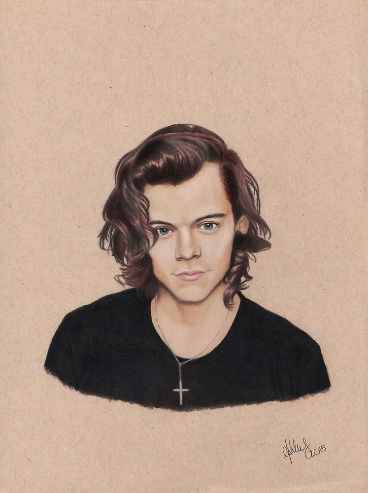 Harry by Hazzainblack