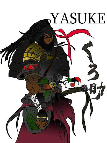 Yasuke: Vasall von Nobunaga von KurtGunrose