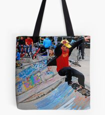 who's too old? Tote Bag