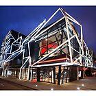 ' Melbourne Recital Centre ' by Mat Moore