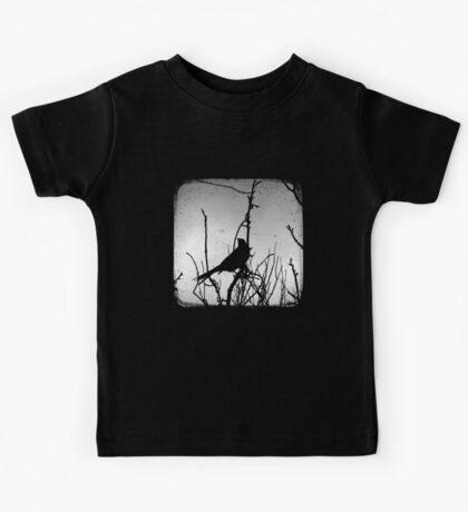 Wattlebird - Black Kids Clothes