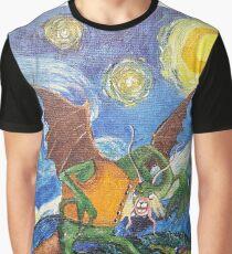 Beware the Jabberwock Graphic T-Shirt