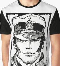 Corto Maltese Graphic T-Shirt