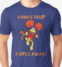 Fraggle Rock Fraggles 80s Muppets Unisex T-Shirt