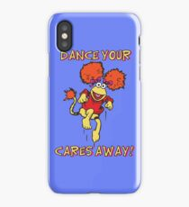Fraggle Rock Fraggles 80s Muppets iPhone Case