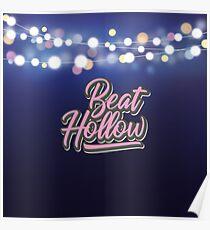 Beat Hollow Poster