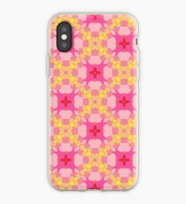 floral patterns vintage flowers seamless colorful repeat pattern iPhone Case