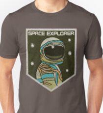 space explorer Unisex T-Shirt
