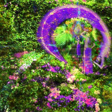 Backward Glance2 by surrealpete