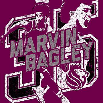 Marvin Bagley by huckblade