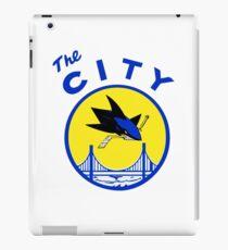 The City (Sharks x Warriors) iPad Case/Skin