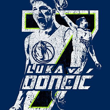 Luka Doncic by huckblade
