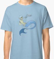 2d mermaid w/o background Classic T-Shirt