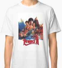 Jackie Chan - Project A Classic T-Shirt