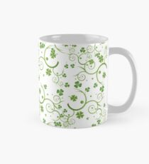 Lucky Four Leaf Clover  Mug