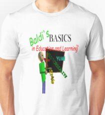 Baldi's Basics in Education and Learning Unisex T-Shirt