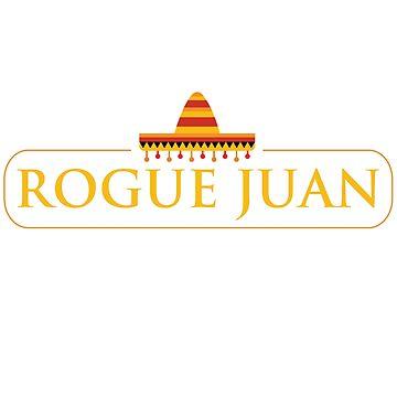 Rogue Juan by fm-tees