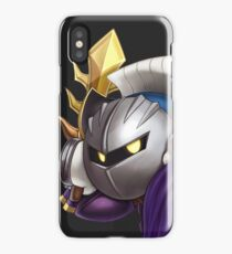 Meta Knight iPhone Case