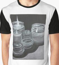 Night Light Graphic T-Shirt