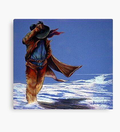 North Wind Blowin' Canvas Print