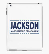 Jackson - MMGA!!! iPad Case/Skin