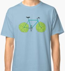 Hop Bike T-Shirt - Beer Bicycle Tee Shirt for a Cyclist Classic T-Shirt
