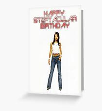 Steps Birthday Card - Lisa Greeting Card