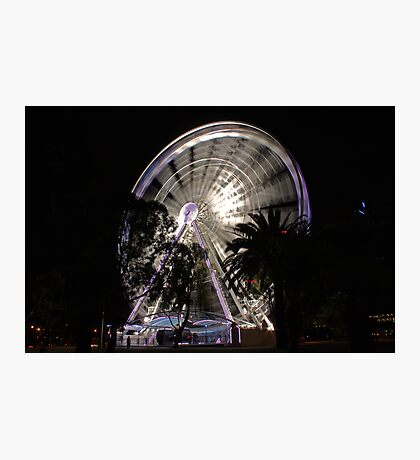 Perth Wheel   Photographic Print
