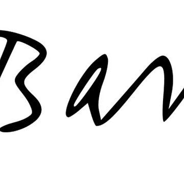 Roland Barthes signatures by savantdesigns