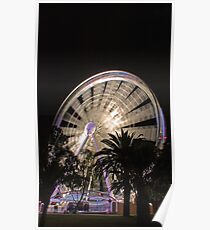Perth Wheel   Poster