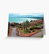 Punta del Este, Uruguay Greeting Card