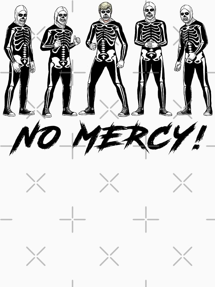 Die KARATE KINDER inspirierten Charaktere - No Mercy! - 80er Jahre Thema (Cobra Kai Halloween Skelett Kostüm) von mgo5