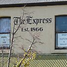 The Express Est. 1866 by Joan Wild