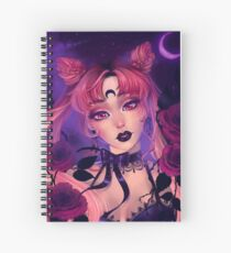 Wicked Lady Spiral Notebook