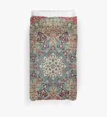 Vintage Antique Persian Carpet Duvet Cover