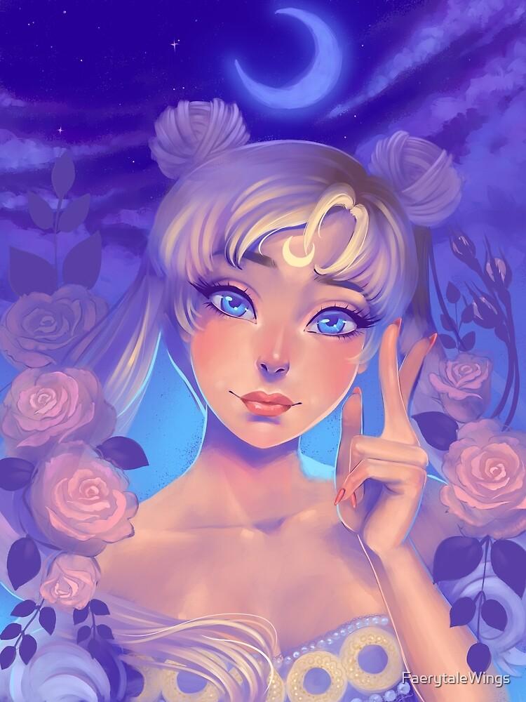 Princess Serenity by FaerytaleWings