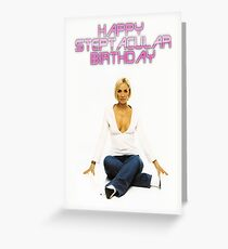 Steps Birthday Card - Claire Greeting Card