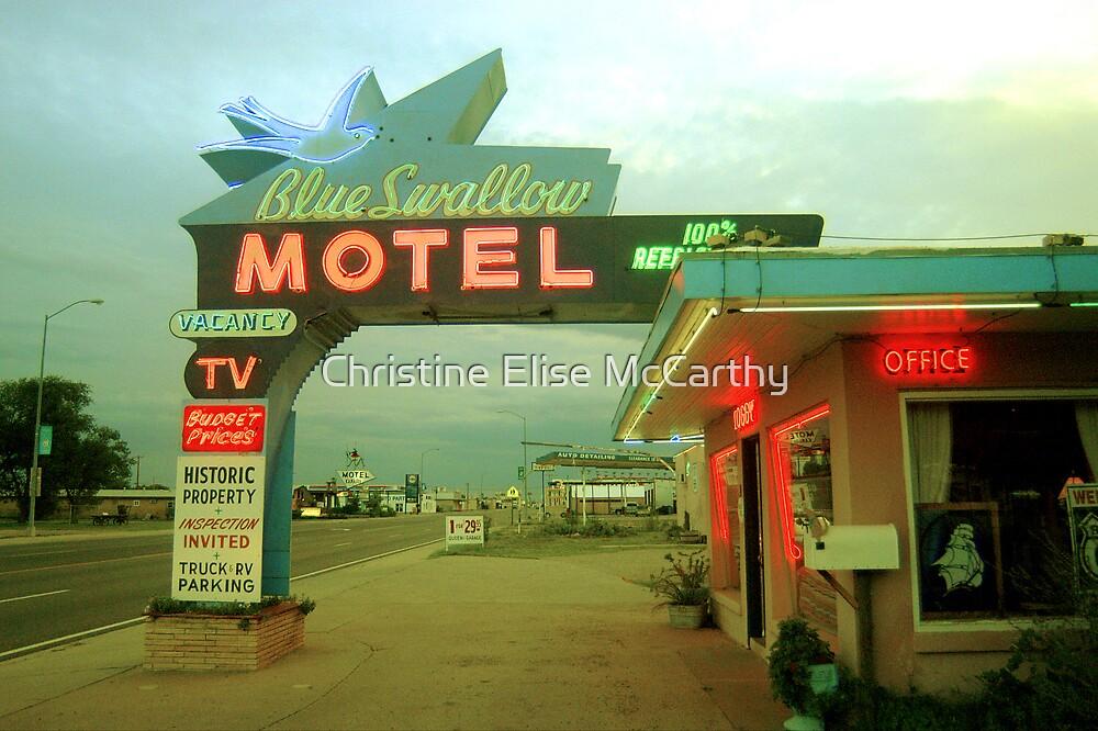 Blue Swallow by Christine Elise McCarthy