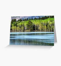 Yankee Lake 1 Greeting Card