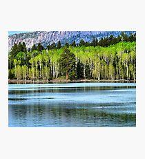 Yankee Lake 1 Photographic Print