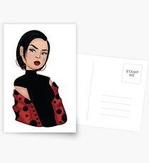 Ladybug 2 Postcards