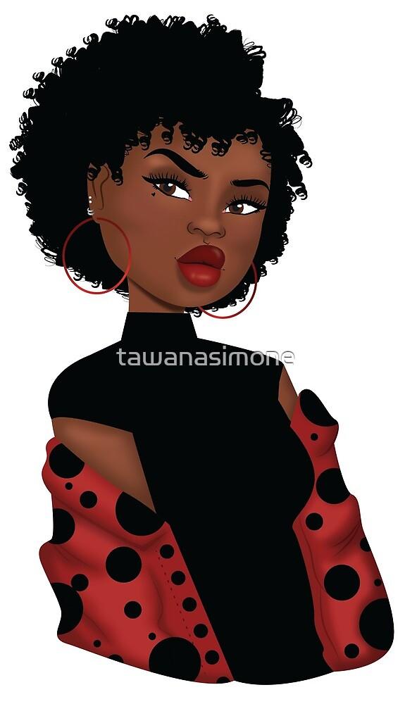 Ladybug 1 by tawanasimone
