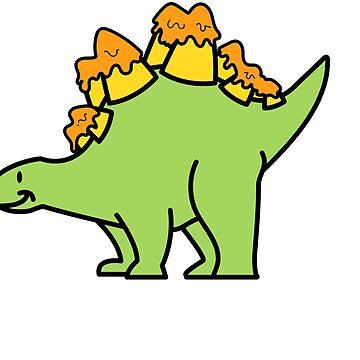 Nachosaurus by diosore