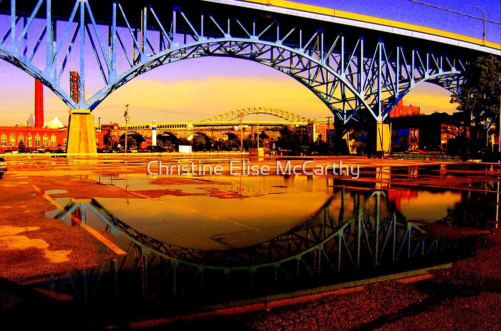 Cleveland, Ohio by Christine Elise McCarthy