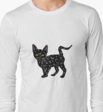 Celestial Kitten Long Sleeve T-Shirt