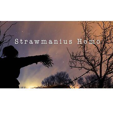 Strawmanius Homo by pgnas