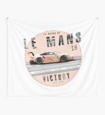 24H 2018 - GTE Pro Wall Tapestry