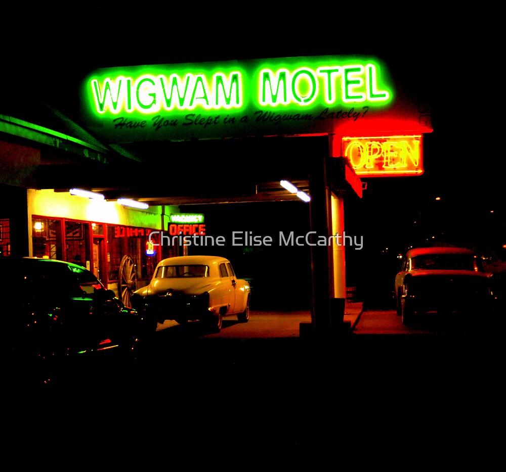 WigWam by Christine Elise McCarthy