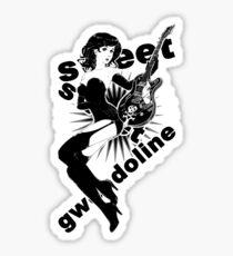Gwendoline Sticker